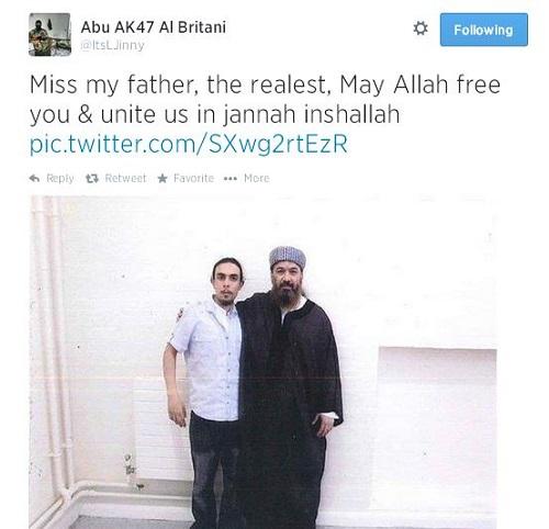 British member of ISIS