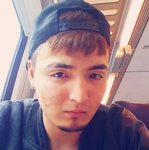 Photo of this Muslim savage called 'Hussin K'