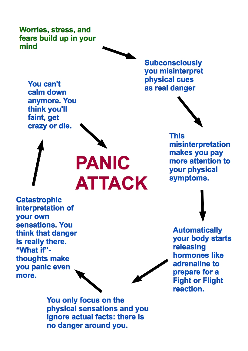 hight resolution of interesting panic attacks facts and statistics from all over the world