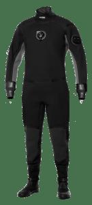 Sentry Pro Drysuit - Black