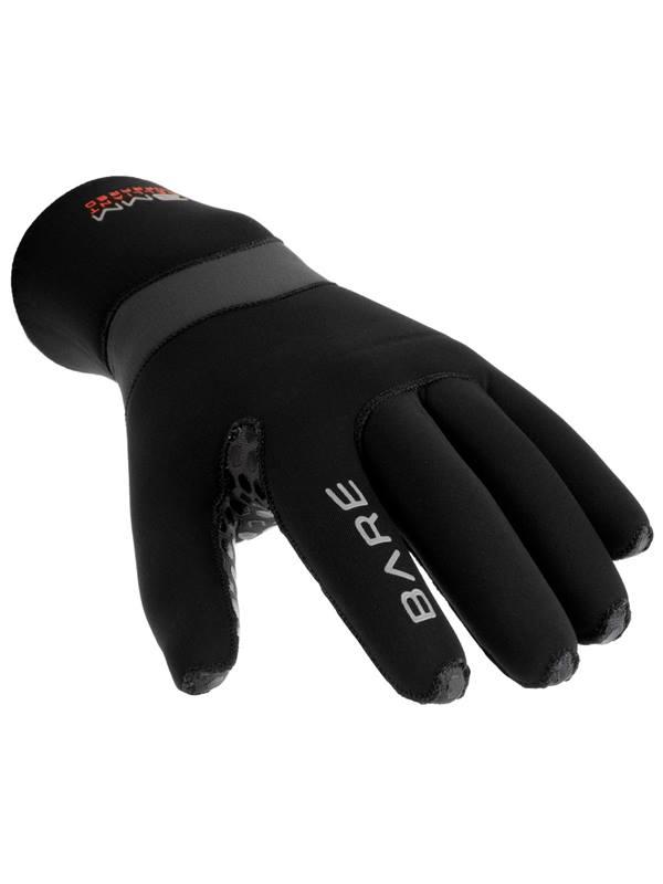 5mm Ultrawarmth Glove - back