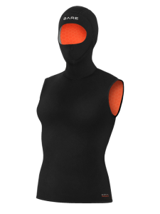 5/3mm Womens Ultrawarmth Hooded Vest