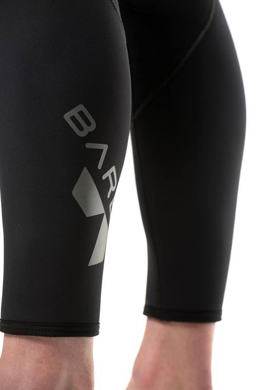 3/2mm Revel Full Wetsuit - Detail