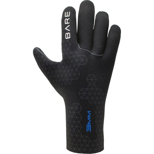 S Flex 3mm Glove - Front