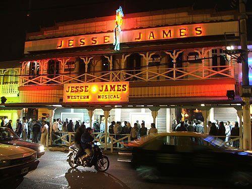 Jesse James Disco Republica de Portugal 3172  San justo