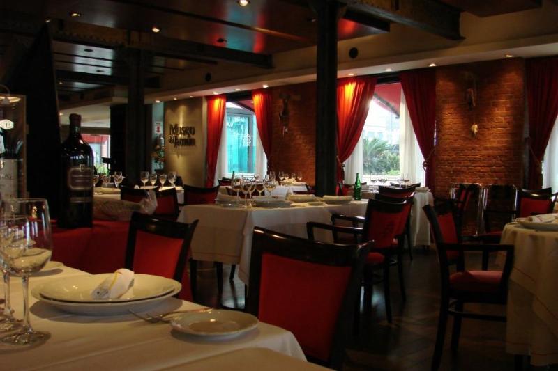 Restaurant Museo del Jamon Alicia M de Justo 2020