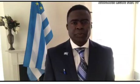 Independence day speech of the Acting President Ambazonia