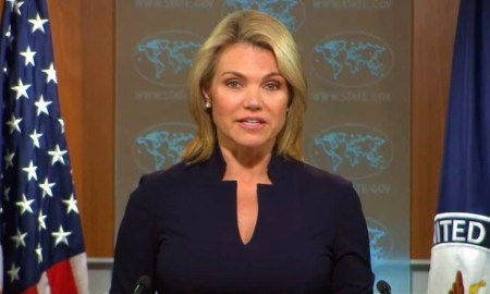 Heather Nauert , US STATE DEPARTMENT