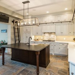 Kitchen Ladder Pics Of Islands Farmhouse With Bareville Kitchens Design Renovations And Remodeling Lancaster County Pa