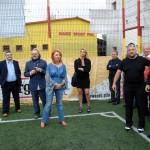 italieni 30 iunie sport foto invitati pe teren