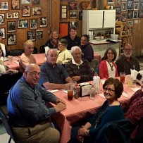 Luncheon at the Bell Buckle Cafe