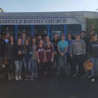 Youth Group Gatlinburg Trip