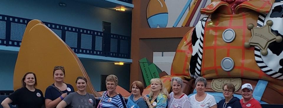 Ladies Trip to Disney