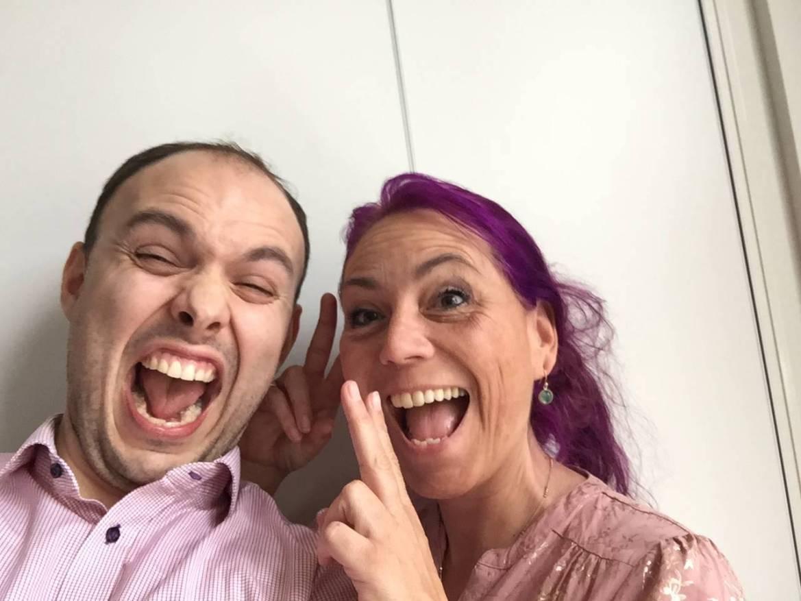 Beartalk Podcast med Mette-Glargaard