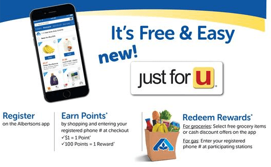 Safeway Albertsons Just For U Digital Coupons All You Need To Know Bargain Believer