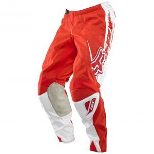 fox bright red pants