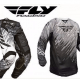 fly racing Motocross jersey and pants grey