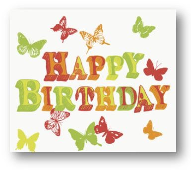 Last Day Get A FREE Custom Birthday Card FREE Stamp