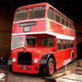 1959 bristol lodekka double decker bus 1122 antique buses