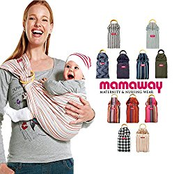 Mamaway Baby Sling Baby Carrier Giveaway ends 4-17