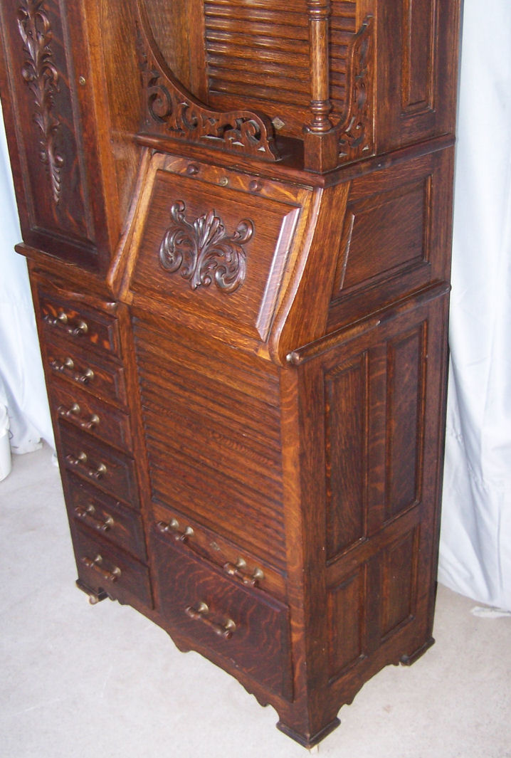Bargain Johns Antiques  Blog Archive Antique Oak Dental