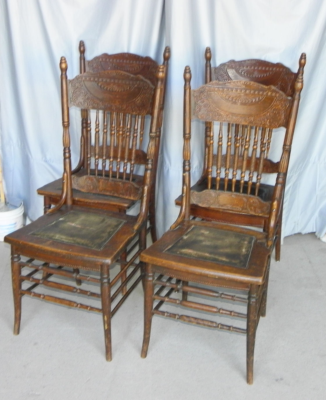 set of chairs hook on table high chair australia bargain john 39s antiques  blog archive antique four