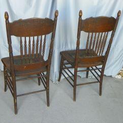 Press Back Chair Covers Dubai Bargain John 39s Antiques  Blog Archive Antique Set Of Four