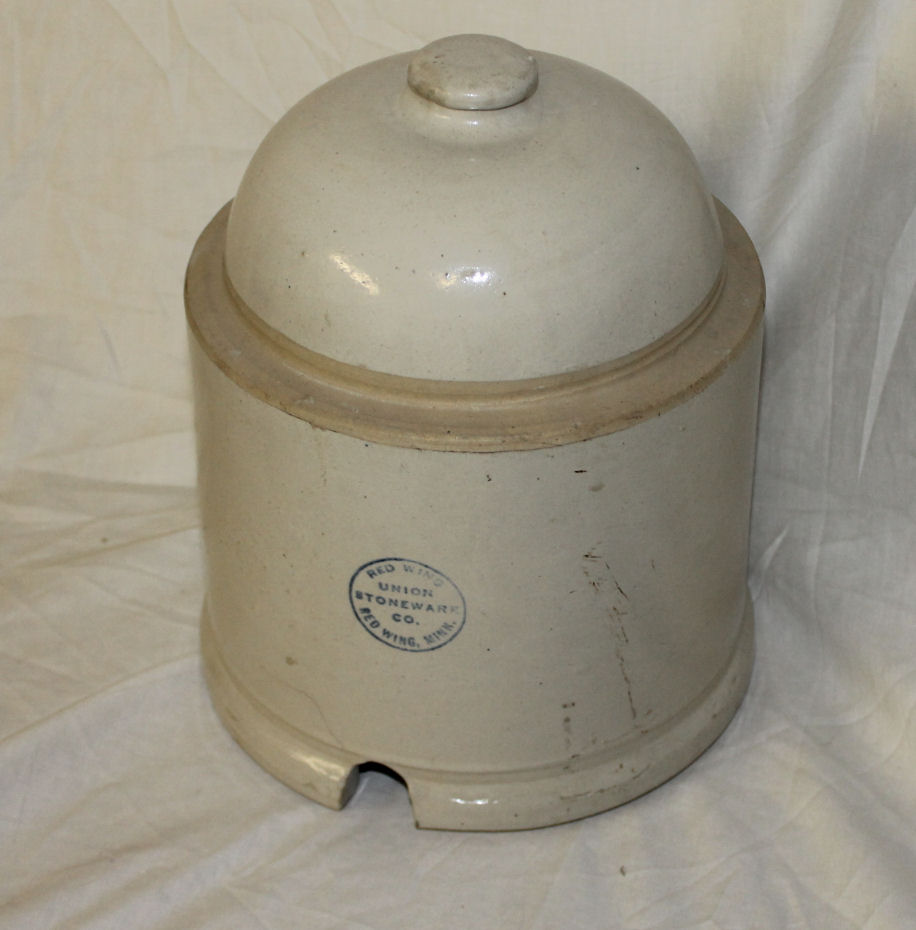 Bargain Johns Antiques  Red Wing Crock Stoneware