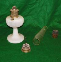 Bargain John's Antiques | Antique White Vertique Model B ...
