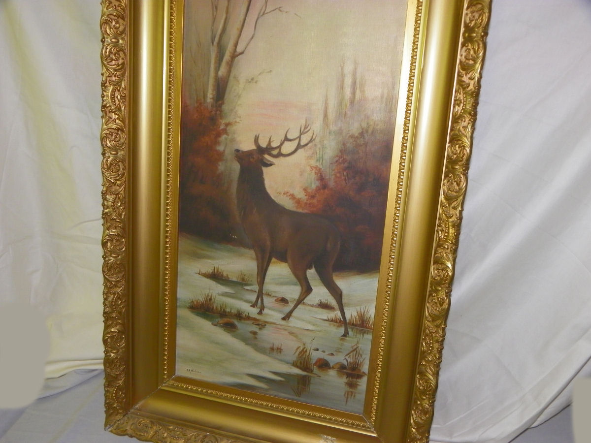 Bargain Johns Antiques  Blog Archive Antique Oil