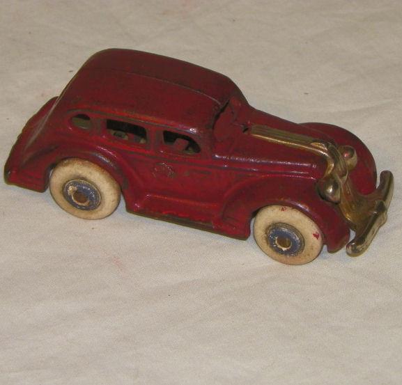 Bargain John S Antiques Antique Cast Iron Arcade Toy