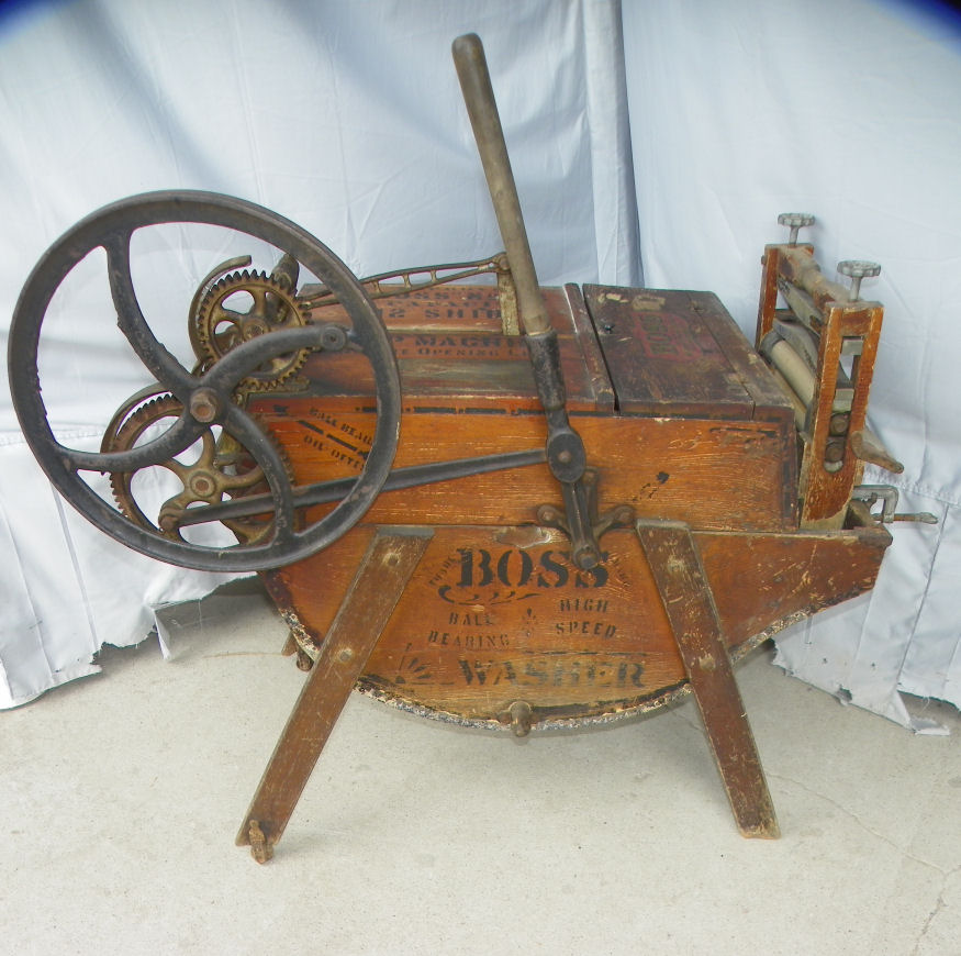 Bargain Johns Antiques  Antique The Boss Number 32