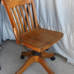 Ergonomic Chair Description Modern Outdoor Bargain John 39s Antiques Antique Oak Swivel Office