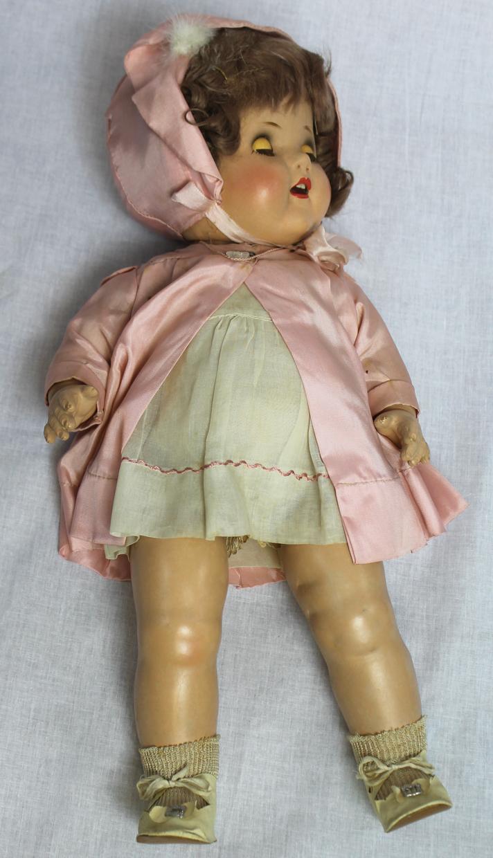 Bargain Johns Antiques  Antique Horsman Doll in original