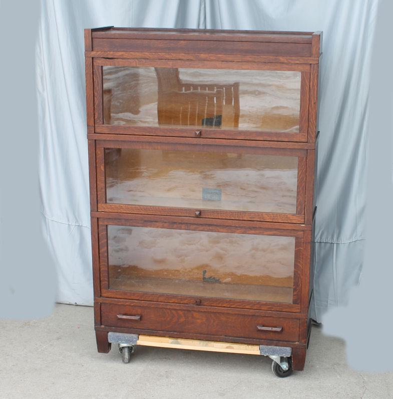 Bargain John39s Antiques Antique Oak Mission Bookcase