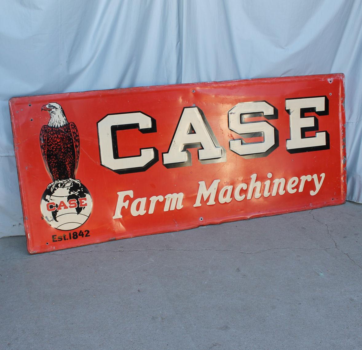Bargain Johns Antiques  Large Antique Case Implement