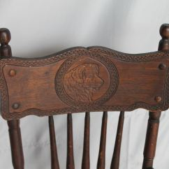 Dog High Chair With Table Attached Singapore Bargain John 39s Antiques Antique Oak Youth Child Desk