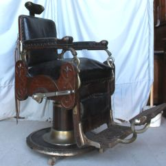 1800 Koken Barber Chair Massage San Francisco Bargain John 39s Antiques Antique Oak