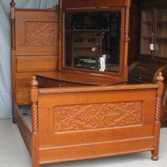 Vintage Bedroom Chair Ebay French Club Chairs For Sale Bargain John 39s Antiques Antique Carved Oak Set