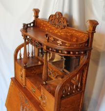 Bargain John' Antiques Antique Victorian Oak Cowboy
