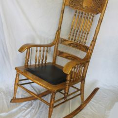 Antique Rocking Chair Target White Bargain John 39s Antiques  Blog Archive Oak Carved