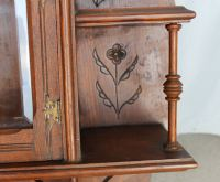 Bargain John's Antiques | Victorian Oak wall shelf with ...