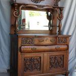 Bargain John S Antiques Antique Victorian Oak Sideboard Bargain John S Antiques
