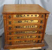Bargain John's Antiques | Antique Country Store Display ...