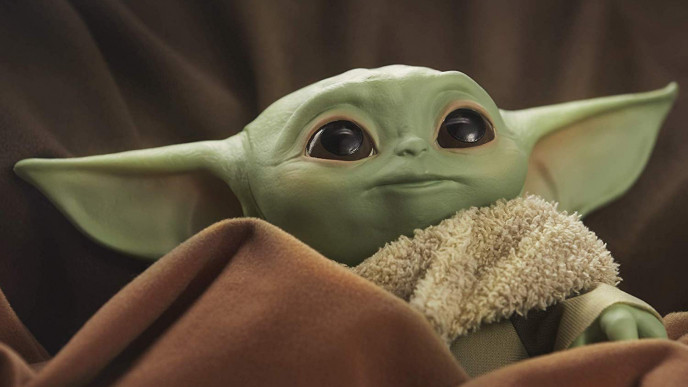 Cute Baby Wallpapers Online Shopping Baby Yoda Has Hit Amazon Canada And You Can Pre Order The