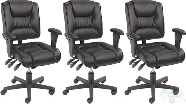 staples task chair canada pvc patio chairs leather multifunction save 100 now 64 95 ca