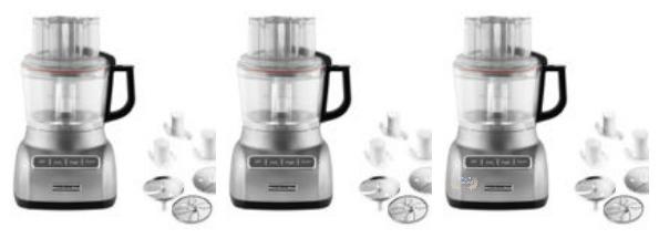 Costco Canada: KitchenAid 9-Cup Food Processor Only $104.99