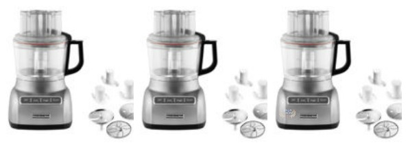 costco kitchen aid slide in range canada kitchenaid 9 cup food processor only 104 99