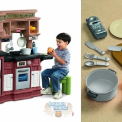 Sears Kitchen 30 Inch Square Table Canada Little Tikes Gourmet Prep N Serve Was 120