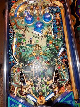 Bally Fathom Pinball Machine For Sale